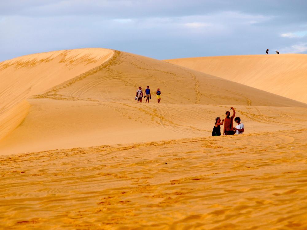 Sun, sea and lots of sand (Mui Ne, Vietnam) (4/4)